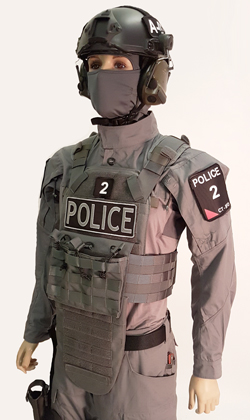 CTSFO uniform hire