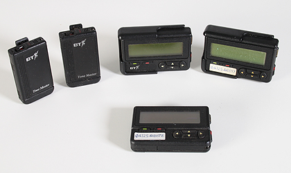 police pagers