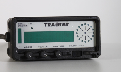 old police tracker unit