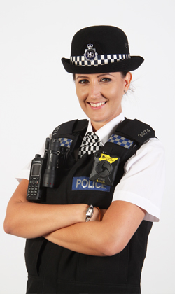 female police uniform hire